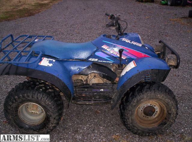 armslist for sale 1996 polaris 425 magnum 4x4