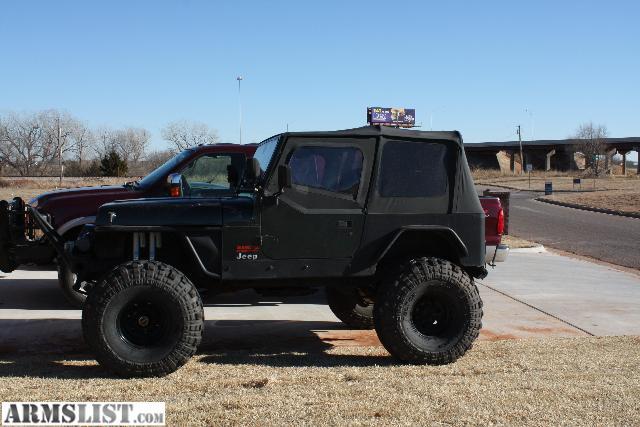 armslist for sale trade 1995 jeep wrangler rock star. Black Bedroom Furniture Sets. Home Design Ideas