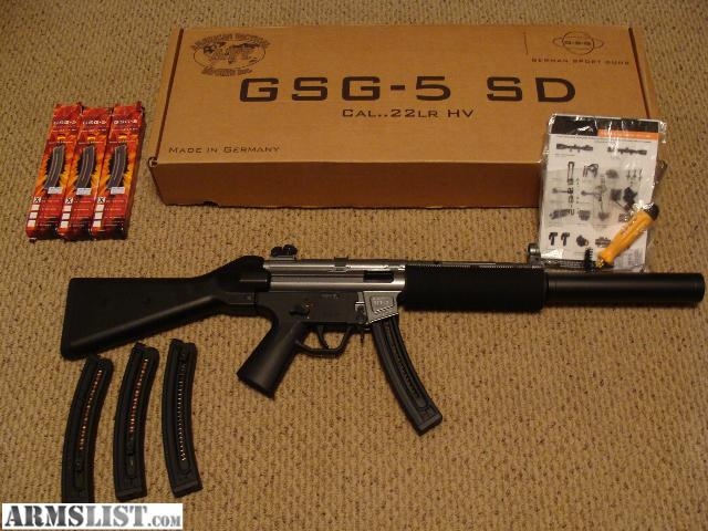 Armslist for trade gsg sd st anniversary edition