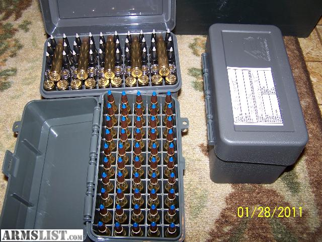 Ammo Storage Containers Listitdallas