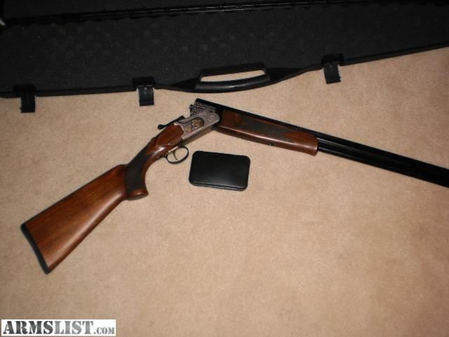 For Sale Fishers >> ARMSLIST - For Sale: MOSSBERG SILVER RESERVE 28 GAUGE OVER UNDER