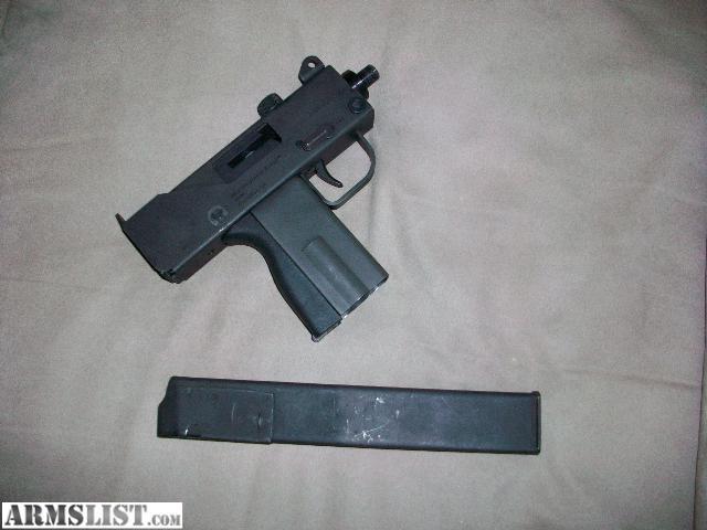 mpa Masterpiece arms defender uzi /mac 11 9mm