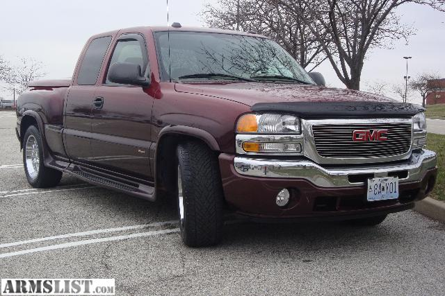armslist for sale trade 2005 gmc sierra truck southern comfort conversion awesome. Black Bedroom Furniture Sets. Home Design Ideas