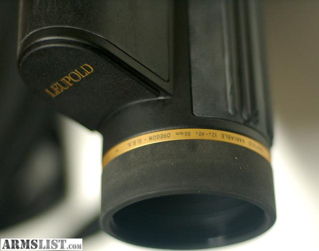 ARMSLIST For Sale Leupold Golden Ring 12 40x60mm Spotting Scope