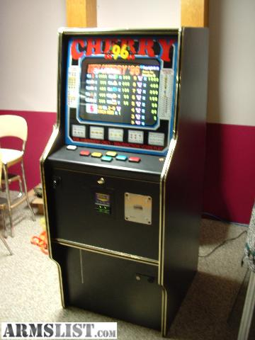 cherry master slot machine for sale