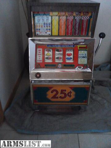 Old Bally Slot Machines For Sale