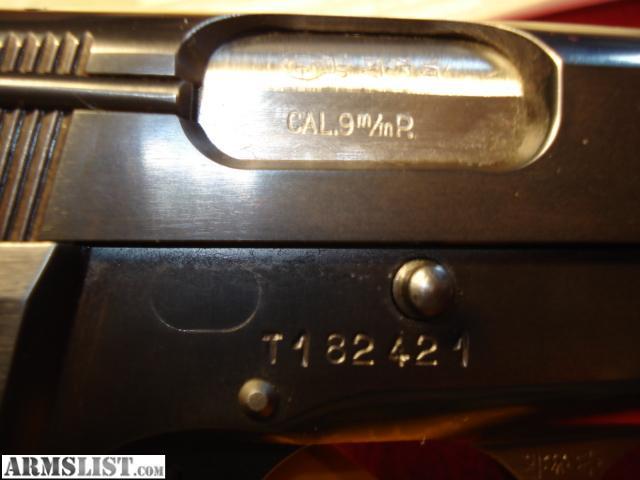 1993 browning hi-power 9mm serial number list