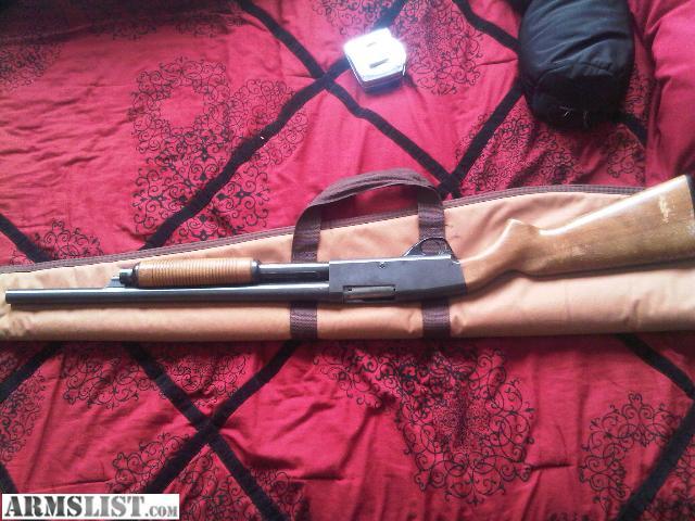 Springfield Model 67f Parts – Billy Knight