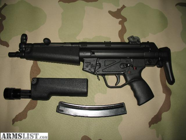ARMSLIST - For Sale: HK MP5 A3 Pre 86 D.S w/ Surefire $7.8k pics
