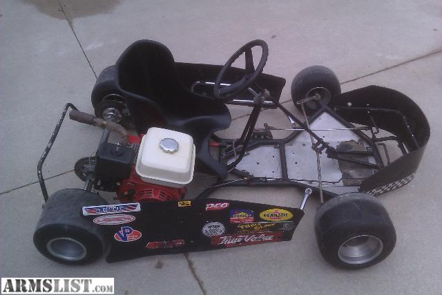 how to make a fast go kart from scratch