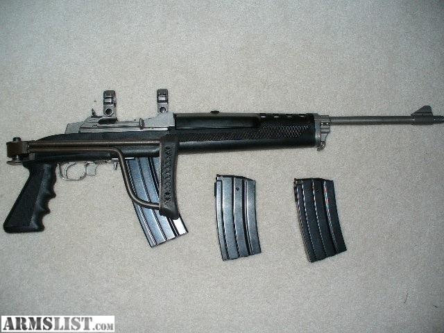 Armslist For Sale Ruger Mini 14 Ranch Rifle 223 Cal