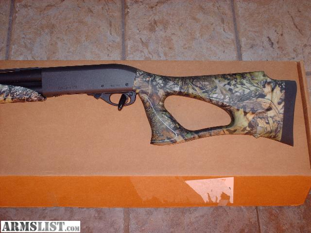 ARMSLIST - For Sale: Remington 870 12ga. Camo Thumbhole, New