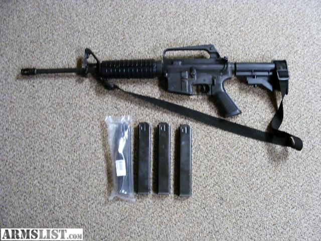 Colt ar 15 giveaway