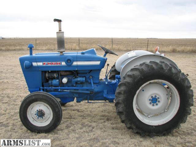 Armslist For Sale Ford 3000 Gas Tractor With Mower And Tiller
