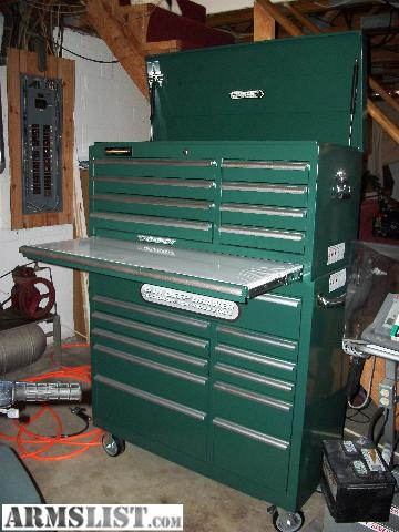 Armslist For Sale Trade 41 Quot Top Amp Bottom Tool Box Combo