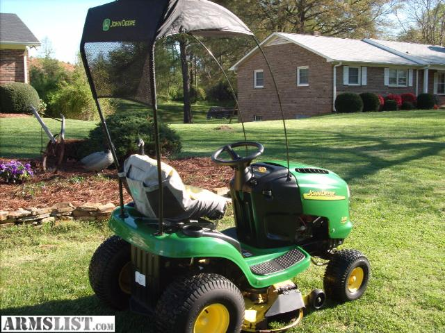 For Sale john deere riding mower & ARMSLIST - For Sale: john deere riding mower