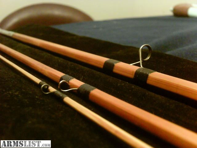 armslist - for sale/trade: bamboo fly rod, Fly Fishing Bait