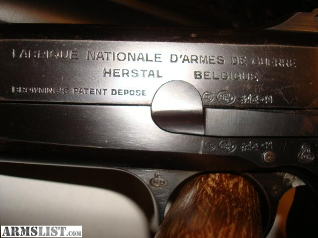 fn high power serial number dating