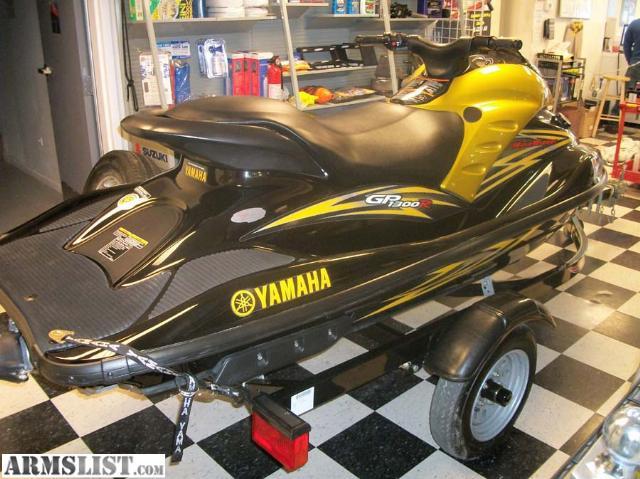 Armslist for sale 2006 yamaha gp1300r waverunner for 2006 yamaha waverunner