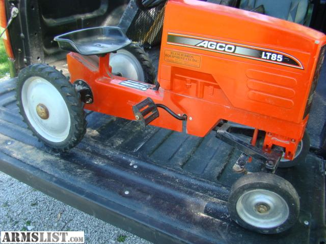 Tractor Chain Drive : Armslist for sale trade kids agco pedal tractor chain drive