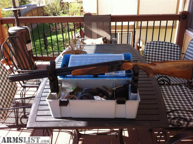 This is used field gun  Wood is in excellent  like new  conditions  Barrels  have usual marks from carrying in the field  The barrels are 28  and take. ARMSLIST   For Sale  Khan Arms Arthemis Supreme Model 12 O U