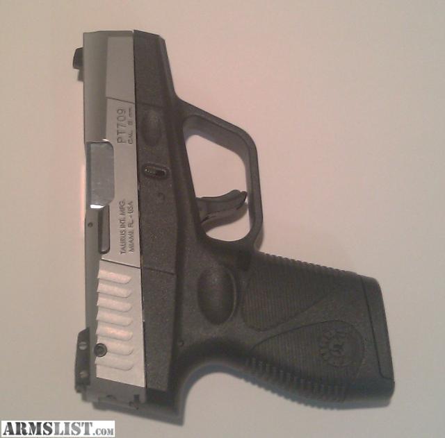 Denver Indoor Shooting Range: For Sale/Trade: Taurus 709 Slim 9mm W/ Ankle
