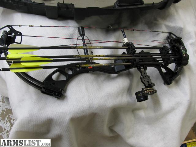 how to use a prong style arrow rest