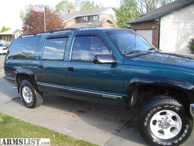 armslist for sale trade clean 1993 chevy suburban. Black Bedroom Furniture Sets. Home Design Ideas
