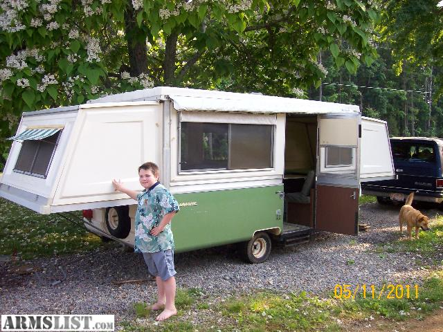 For Sale Trade Apache Pop Up Camper