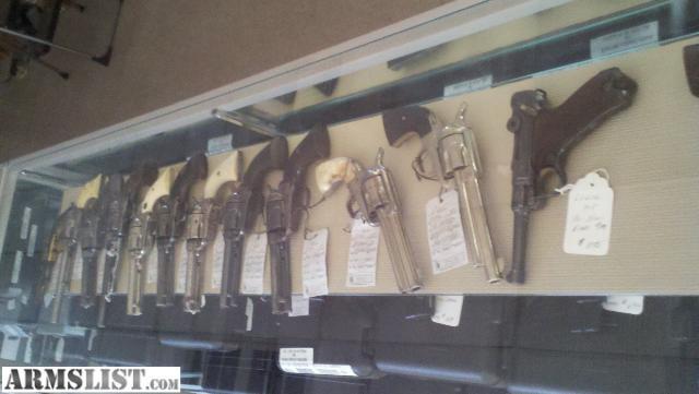 armslist for sale attn colt collectors large
