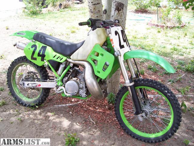 ARMSLIST - For Sale/Trade: 1999 kawasaki kx500 2 stroke dirtbike