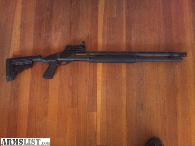 ... Shortened barrel (20.5 ) that is re-threaded for choke tube Haskinator Choke tube/flash suppressor/door breacher Knoxx Collapsible recoil reducing ... & ARMSLIST - For Sale: Remington 870 Express Magnum Door Breacher