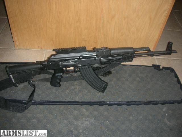 Armslist For Sale Trade Romanian Ak 47 Tactical
