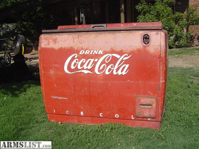 Vintage Coke machines for sale, Coca-Cola Machines for