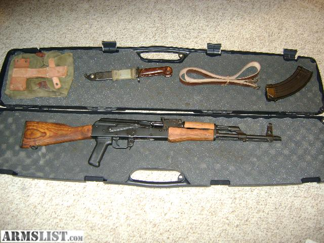 ARMSLIST For Sale CAI AK 47 WASR 10 63