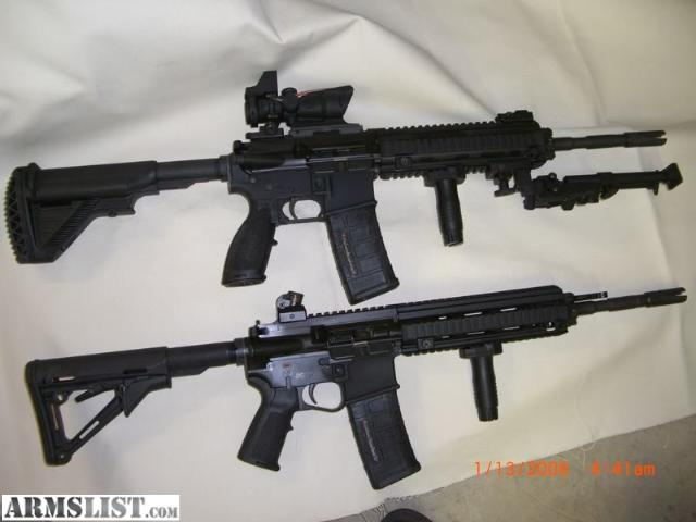 ARMSLIST - For Sale: HK 416