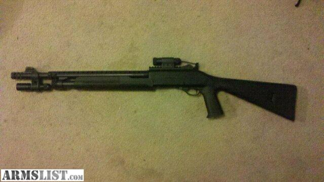 Armslist for sale charles daly tactical 12ga w pistol for 12 gauge door breacher
