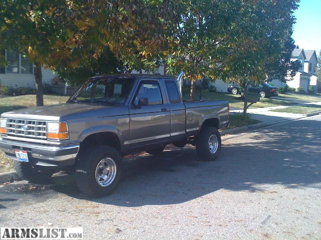 armslist for sale 1991 ford ranger cummins diesel 7500. Black Bedroom Furniture Sets. Home Design Ideas