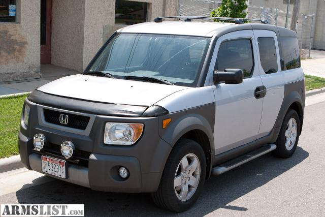 armslist for sale honda element 2003 ex 99k 4wd auto. Black Bedroom Furniture Sets. Home Design Ideas