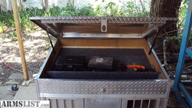 Used  Hole Dog Box For Sale