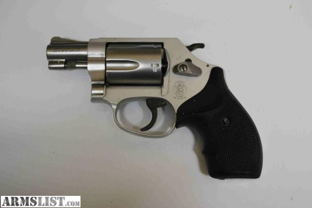 ARMSLIST - For Sale/Trade: Smith and Wesson Airweight Model 637 .38spl +p