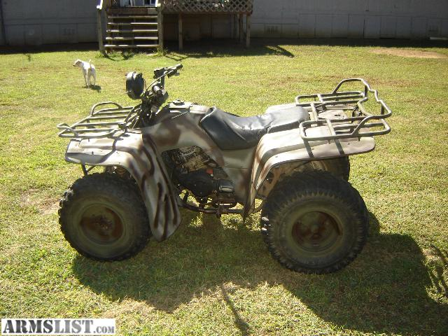armslist for sale trade kawasaki four wheeler 4 wheeler. Black Bedroom Furniture Sets. Home Design Ideas