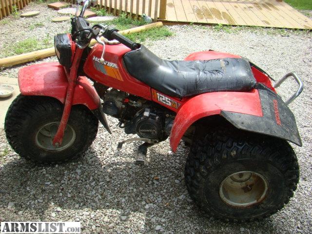 Armslist for saletrade 1983 honda 125m 3 wheeler atv trades ok for saletrade 1983 honda 125m 3 wheeler atv trades ok sciox Image collections
