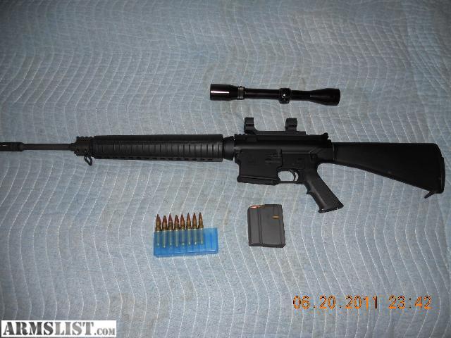 "PTR91 PDW ""PISTOL"" .308 caliber"