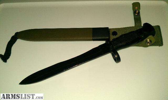 ARMSLIST - For Sale: Spanish FR7/FR8 bayonet