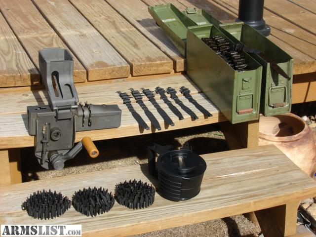 mg3 machine gun for sale