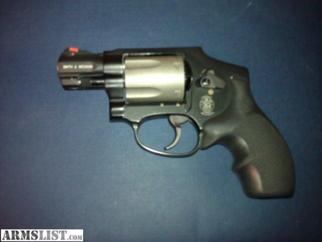 ARMSLIST - For Sale: Smith and Wesson Air Light .357 ...
