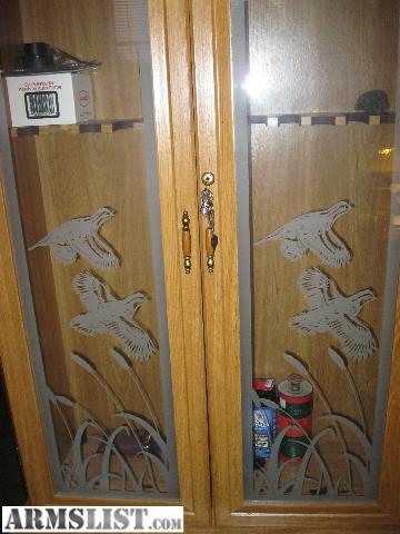 Gun Cabinet Doors Dimarlinperez