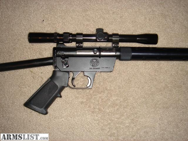 Charter Channel List >> ARMSLIST - For Sale: Charter Arms AR-7 Modified