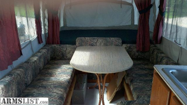 Armslist For Sale 1995 Pop Up Camper